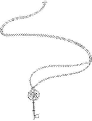 GUESS Women Brass Pendant Necklace - UBN83093