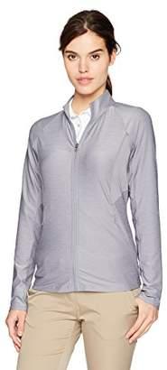 Cutter & Buck ANNIKA by Women's Moisture Wicking Drytec 50+ UPF Technique Full Zip Jacket