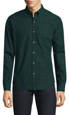 Bonobos Check Button-Down Shirt