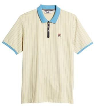 Fila Snap Polo Shirt