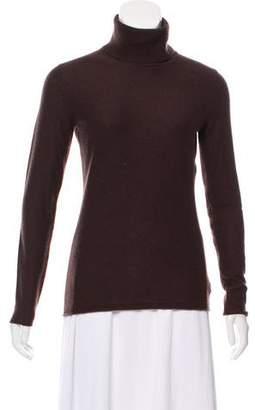 White + Warren Long Sleeve Cashmere Top