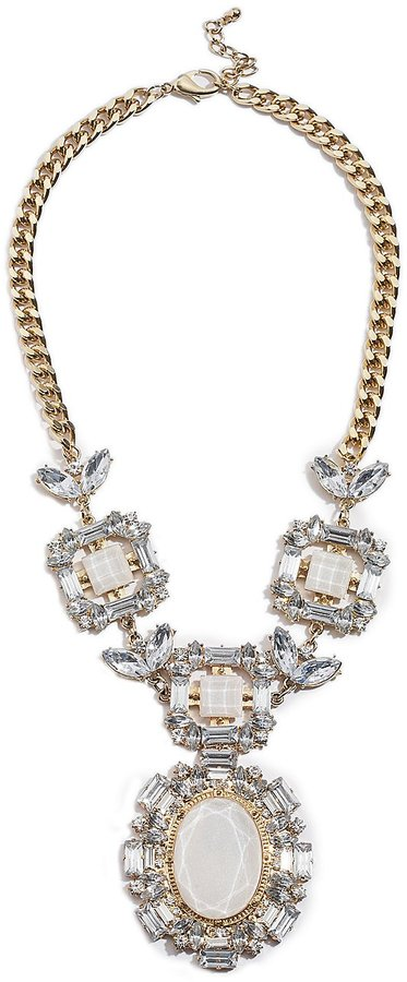 GUESS by Marciano Drama Drop Necklace
