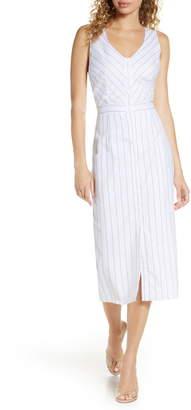 BB Dakota In the Swing Cotton Sheath Dress