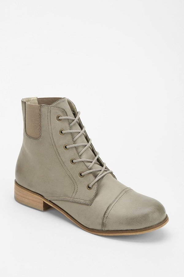 BDG Bobbi Lace-Up Boot