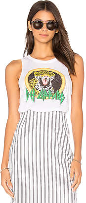 Chaser Def Leppard Tank in White $59 thestylecure.com