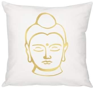 Buddha Accent Pillow