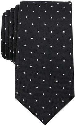 Bar III Men's Frye Dot Skinny Tie