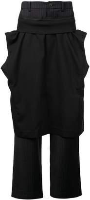 Bmuet(Te) tie around jacket trousers