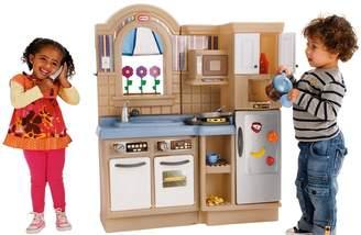 Little Tikes Indoor Kitchen/Outdoor Kitchen with Barbeque