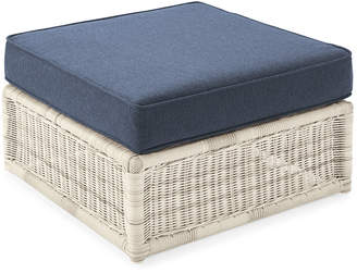 Serena & Lily Pacifica Ottoman - Replacement Cushion