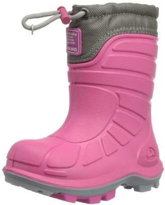 Viking Unisex-Child Extreme Boots 75400PGA 4 UK Child, EU, Regular