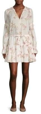 Paige Yardley Floral Print Dress