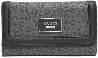 GUESS Factory Women's Burnley Slim Wallet