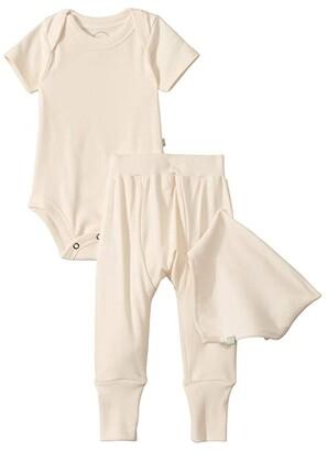 Finn + emma Gift Set - Neutral Bodysuit/Pants/Bib (Infant)