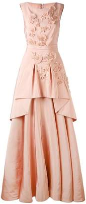 Talbot Runhof Mogul イブニングドレス