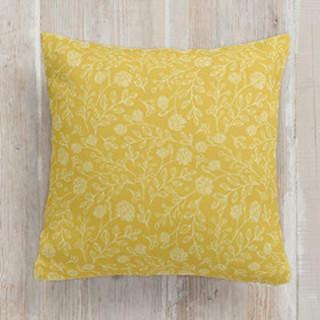 Summer Prairie Square Pillow