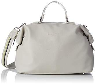 Christian Lacroix Women's MCL992M Top-Handle Bag Grey