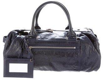 Balenciaga Balenciaga Leather Whistle Bag