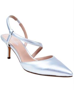 Charles by Charles David Alda Asymmetrical Pumps Women's Shoes