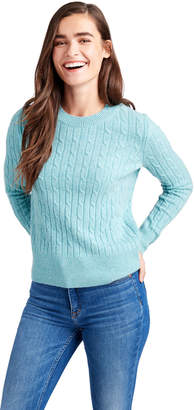 Vineyard Vines Cashmere Coral Lane Sweater