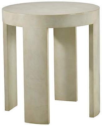 Laurèl Parsons Lamp Table - Parchment - Mark D. Sikes