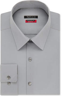 Van Heusen Men's Slim-Fit Flex Collar Twill Dress Shirt