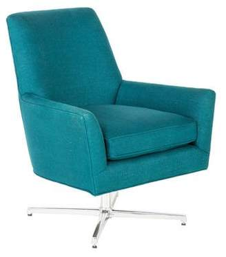 ABC Carpet & Home Swivel Armchair