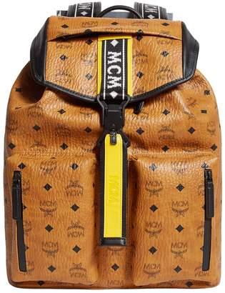 MCM Medium Raymonde Visetos Backpack