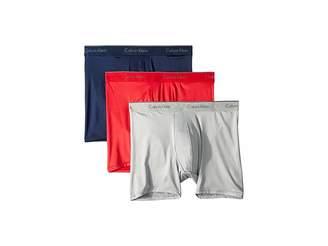Calvin Klein Underwear Micro Stretch 3-Pack Boxer Brief