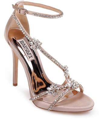 Badgley Mischka Collection Hodge Strappy Sandal