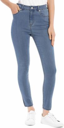 Miss Shop Super High Waist Skinny Jean
