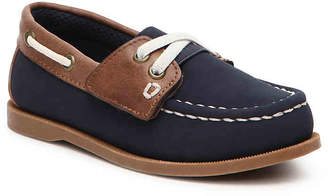Max + Jake Max + Jake Andy Toddler Boat Shoe - Boy's