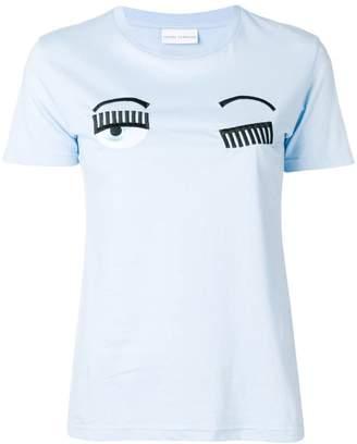 Chiara Ferragni Blinking Eye T-shirt