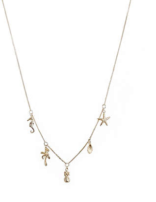 Zimmermann Tropical Charm Necklace