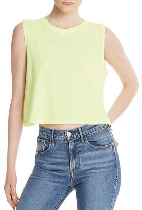 LnA Cape Cropped Tank