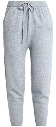 Alexanderwang.T Alexanderwang.t Wool And Cashmere-blend Track Pants