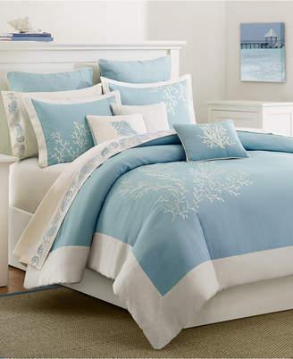 Jla Home Harbor House Coastline 3-Pc. King/California King Duvet Cover Mini Set Bedding