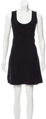 Chloé Sleeveless A-Line Dress