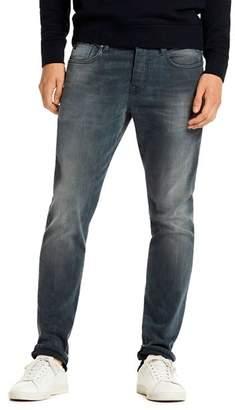 Scotch & Soda Slim Fit Jeans in Concrete Bleach