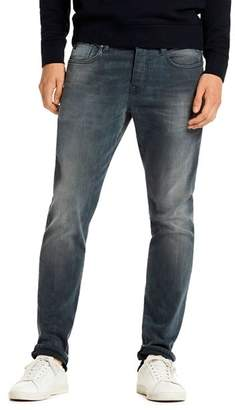 Scotch & Soda Ralston Slim Fit Jeans in Concrete Bleach