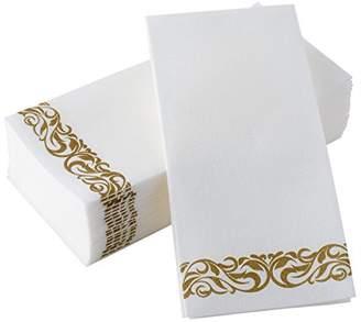 At Amazon.com · BloominGoods Disposable Hand Towels U0026 Decorative Bathroom  Napkins | Soft And Absorbent Linen Feel Paper