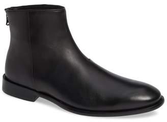 John Varvatos Collection Star USA NYC Back Zip Boot