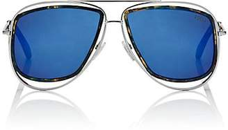 Pucci WOMEN'S EP0003 SUNGLASSES - TURQUOISE