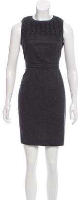 Magaschoni Sleeveless Mini Dress