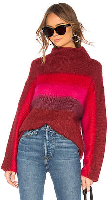 Rag & Bone Holland Funnel Neck Sweater