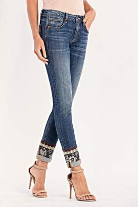 Miss Me Mid Rise Skinny Jeans