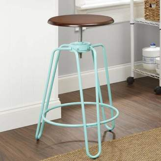 Better Homes & Gardens Better Homes and Gardens Adjustable-Height Stool, Multiple Colors