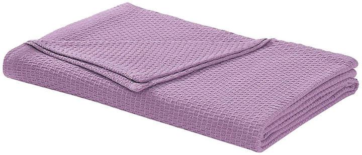 Lavender Cotton Blanket