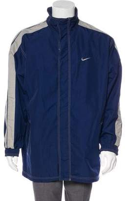 Nike Lightweight Zip-Up Jacket