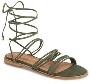 Theory ALIAS MAE Strappy Flat Sandal